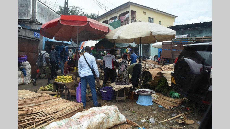 Alimentation : Les marchés de Libreville sont de mauvais élèves