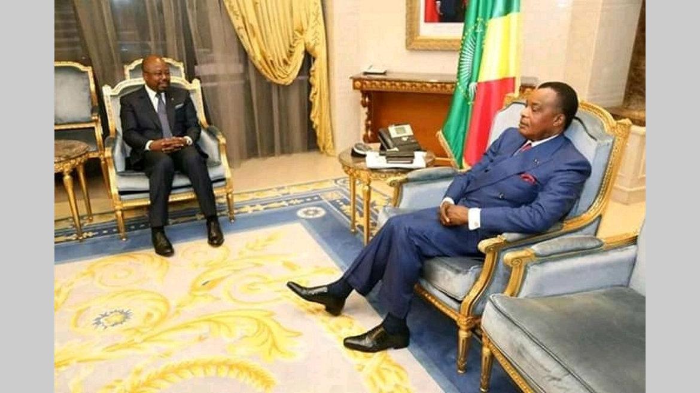 Diplomatie : Le chef de la diplomatie gabonaise hôte de Denis Sassou Nguesso