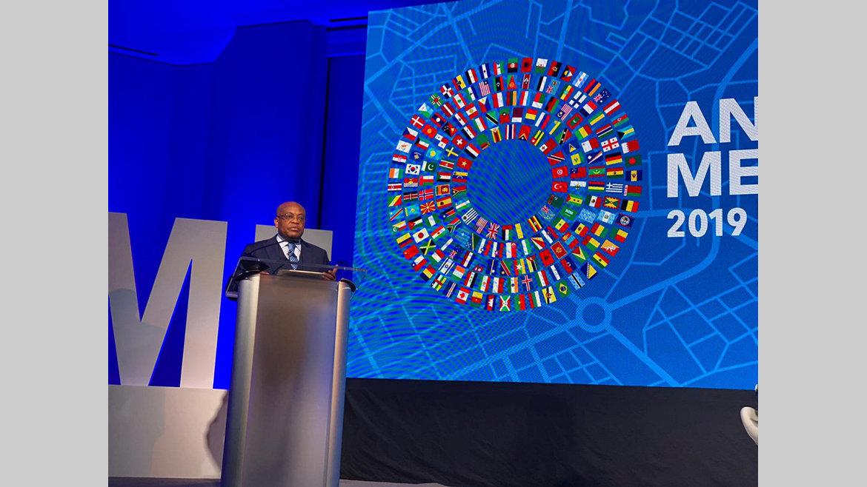 FMI : Le plaidoyer de Roger Owono Mba