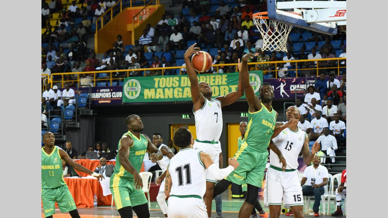 Basket-ball : Premier objectif atteint pour Manga BB et FAP