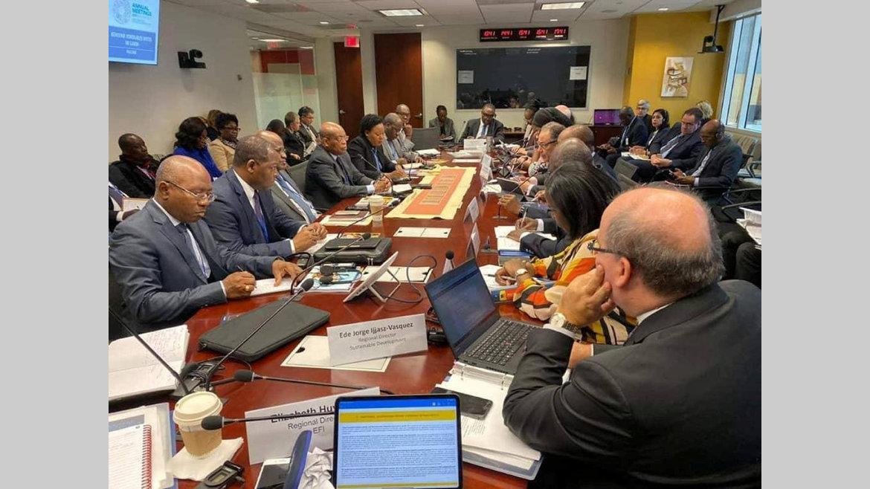 FMI : La relance de l'économie