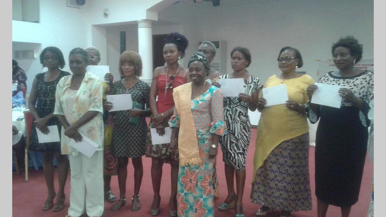 Autonomisation de la femme : La contribution d'AFIP-Gabon