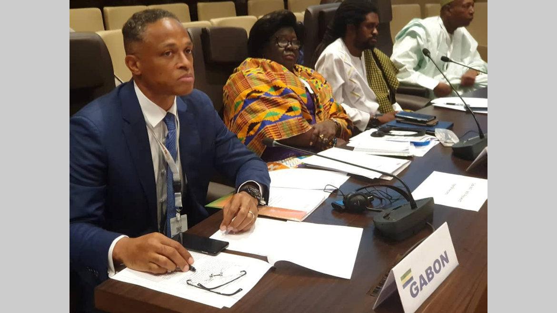ACP : La voix du Gabon entendue à Niamey
