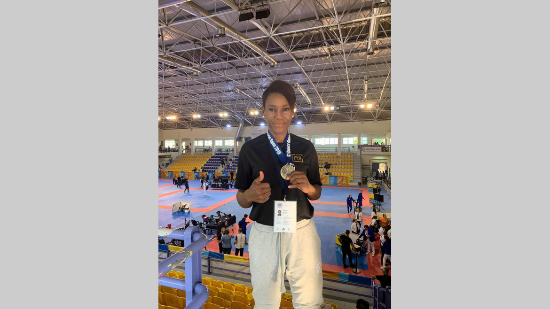 Taekwondo : De l'or pour Mouega