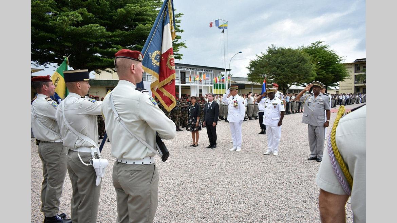 Commémoration : Célébration de l'Armistice à Libreville