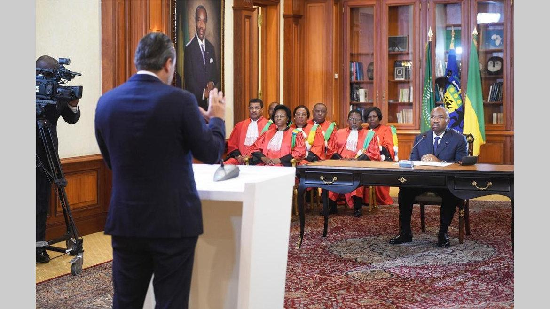 Gouvernement : Les nouveaux membres prêtent serment