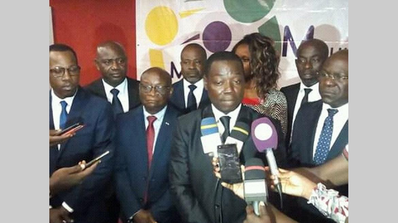 """Paysage politique : Et voici le """"Mouvement mon Gabon""""!"""