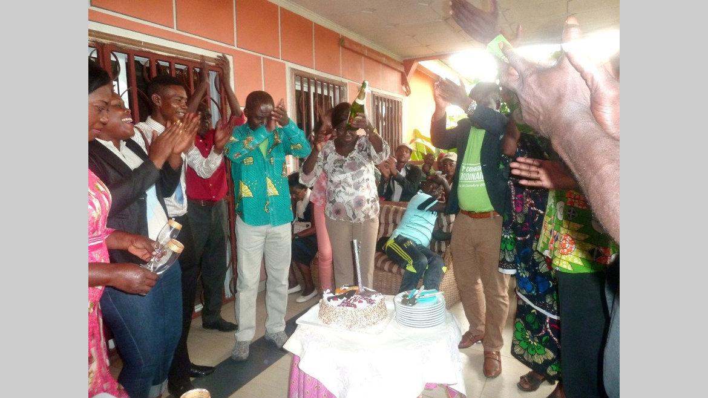 Anniversaire : L'UDERE célèbre les 10 ans du magistère d'Ali Bongo Ondimba