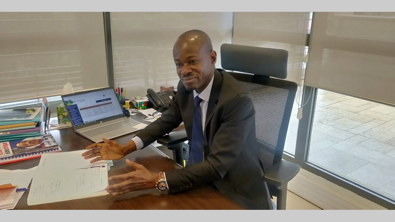 """Entretien : Edgard Mfouba : """"Nous avons vocation à faire du profit"""""""