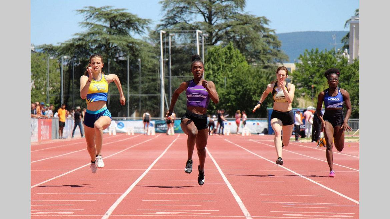 Athlétisme : Pierrick Moulin : les championnats du monde junior dans le viseur