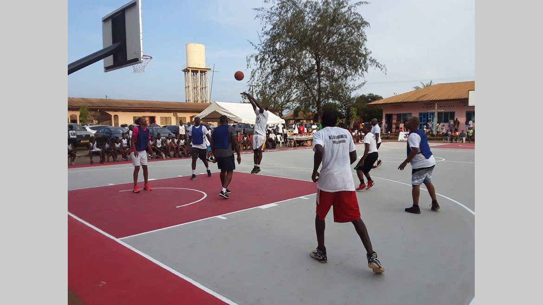 Prospection : Comment développer le basket-ball gabonais?