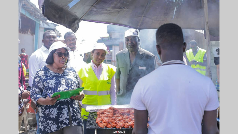 Sécurité alimentaire : L'Agasa en campagne de sensibilisation