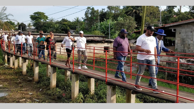 """Désenclavement : À Awendje-vallée, """"nous n'attendrons plus la décrue des eaux"""""""