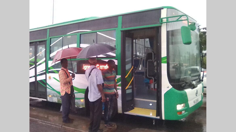 Transports : Face à la concurrence des deux nouveaux opérateurs