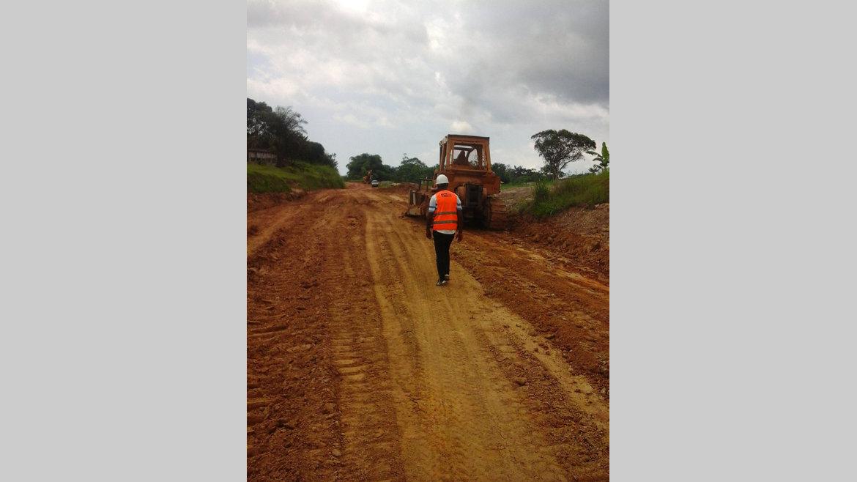 Bambouchine : Les travaux se poursuivent