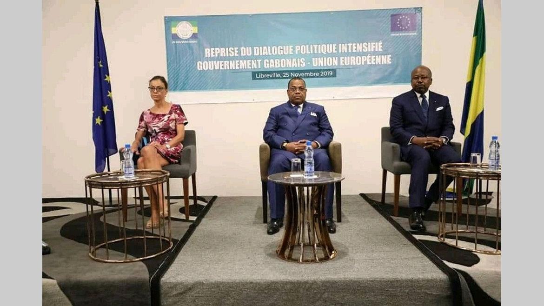 Gabon-UE : Clôture du dialogue