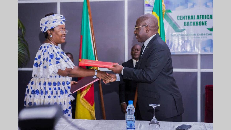 CAB : Le Gabon et le Cameroun mutualisent leurs réseaux