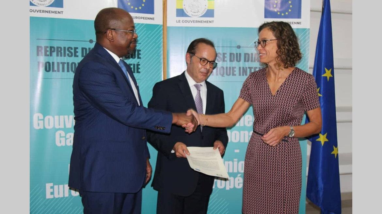 Gabon-UE : Vers un dialogue régulier