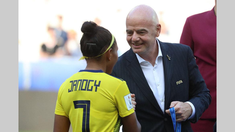Rémunération : La Fifa va salarier les arbitres africains