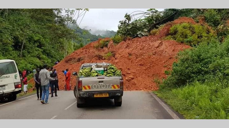 Lambaréné-Fougamou : Nouvel état d'urgence routière