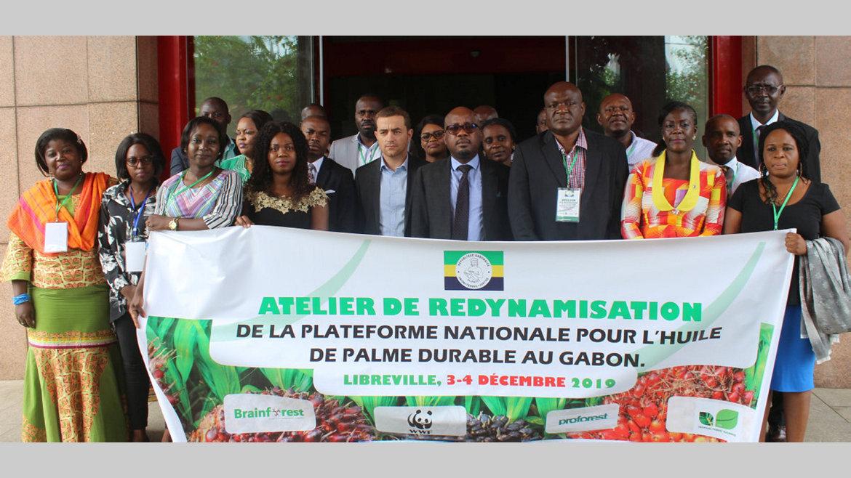 Huile de palme : Renforcer le fonctionnement d'Apoi-Gabon