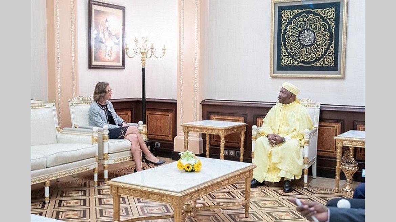 Diplomatie : Point sur la coopération entre le Gabon, l'UE et la France