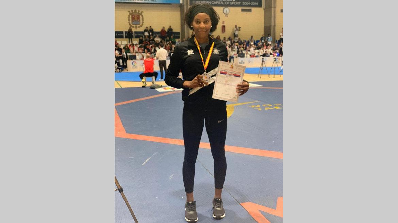 Taekwondo : Médaille d'argent pour Mouegha à l'Open d'Espagne