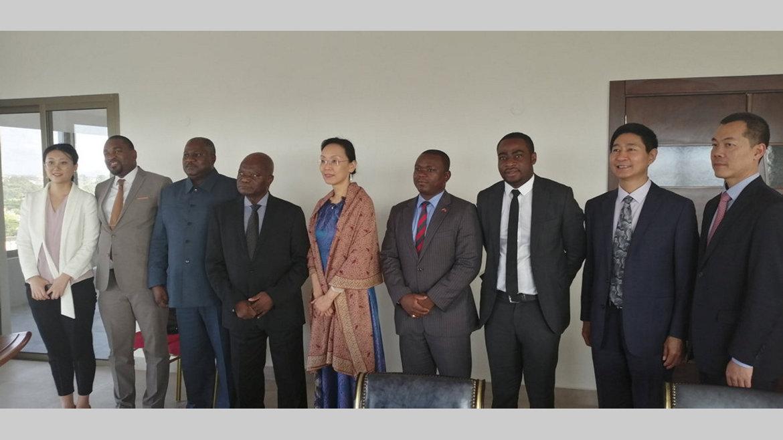 Coopération : L'amitié Gabon-Chine s'amplifie