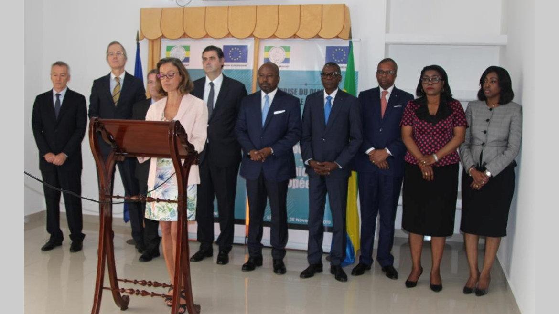 Gabon-UE : Volonté commune de faire avancer les choses