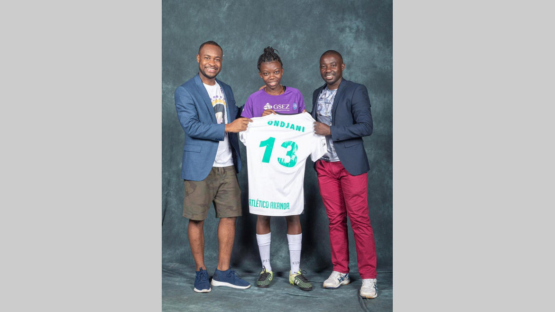 Football féminin : Atletico Akanda présente ses recrues