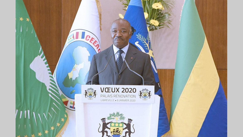 Voeux au chef de l'Etat : Pour une diplomatie gabonaise plus agissante