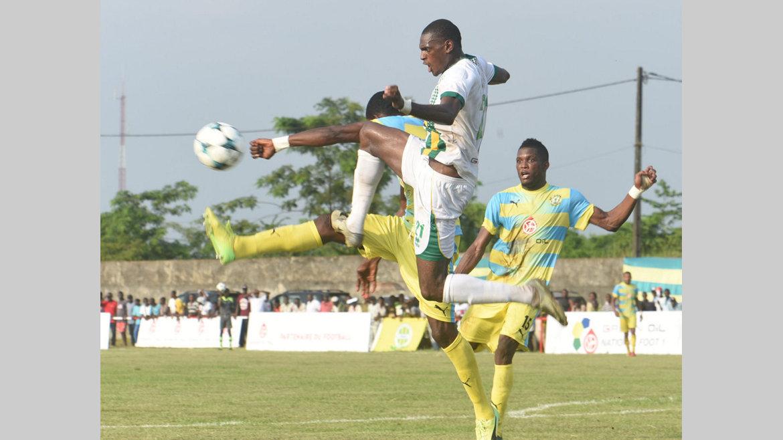 National-Foot : Dikaki-Bouenguidisport en ouverture