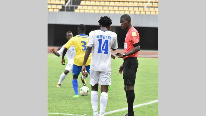 Chan-2020 : Deux arbitres gabonais présélectionnés