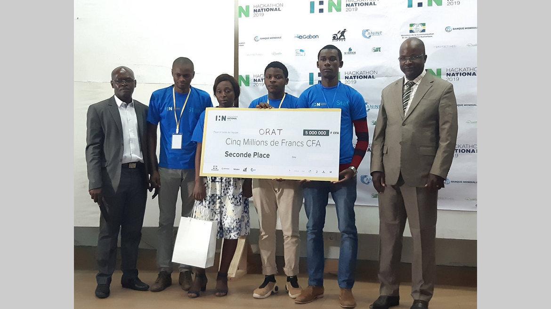 Hackathon national : Les lauréats de la 2e édition