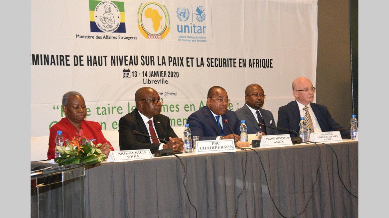 Sécurité : Faire taire les armes en Afrique