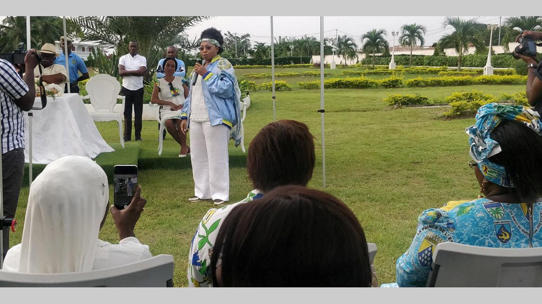 """PDG : """"La culture du résultat"""" recommandée au 1er arrondissement de Libreville"""