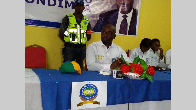Challenge national : Soutien d'Ali Bongo Ondimba
