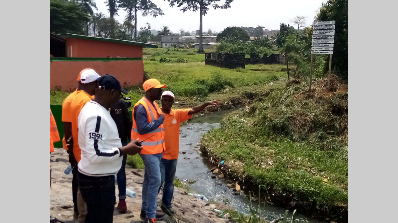 Libreville : Le grand nettoyage des bassins versants