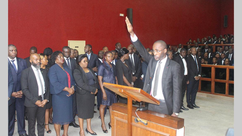 Hydrocarbures : 200 agents accèdent au grade d'officier de police