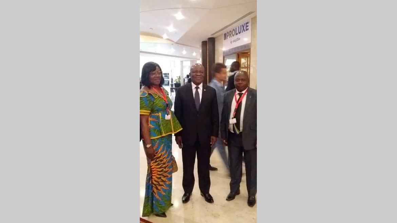 APF : La contribution des députés gabonais aux assises de Dakar