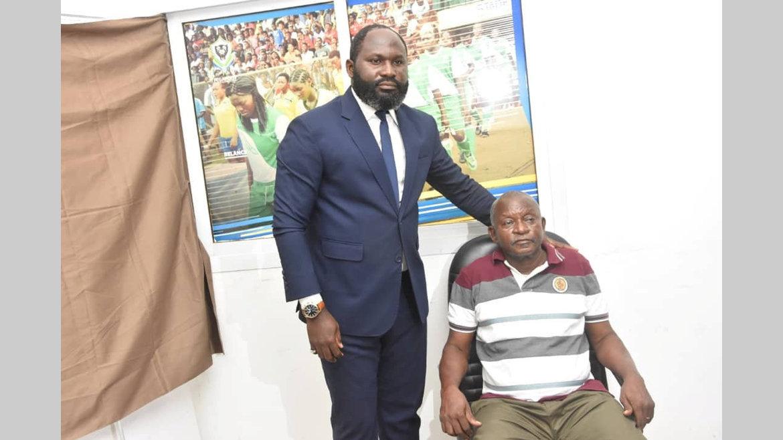 AEEFG : Jean-Baptiste Makaya président