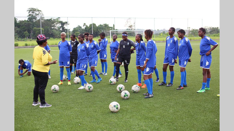 Mondial U20 dames : Gabon-Congo le 21 mars prochain