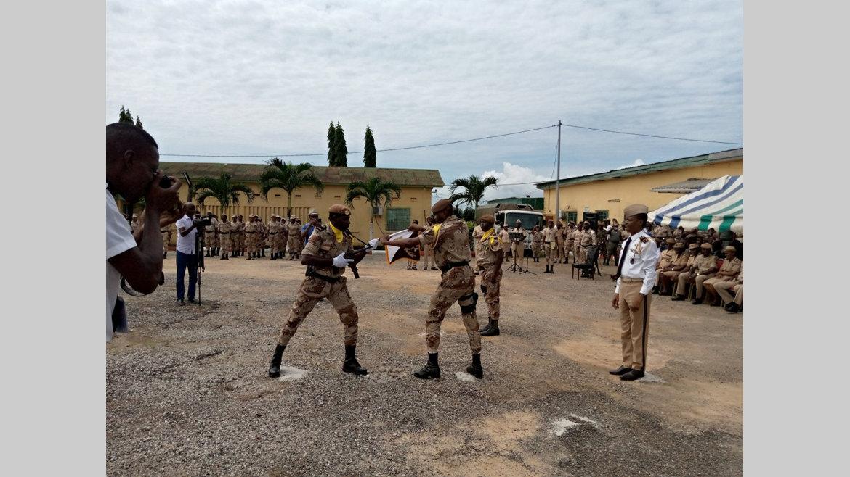 Sécurité : Steve Alex Ngowet aux commandes de la prison de Libreville