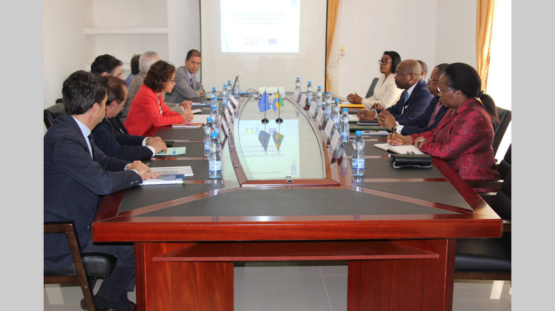 Gabon-UE : Lancement du dialogue politique normalisé