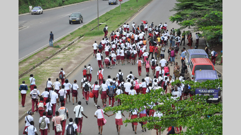 Violence en milieu scolaire : Combattre le phénomène