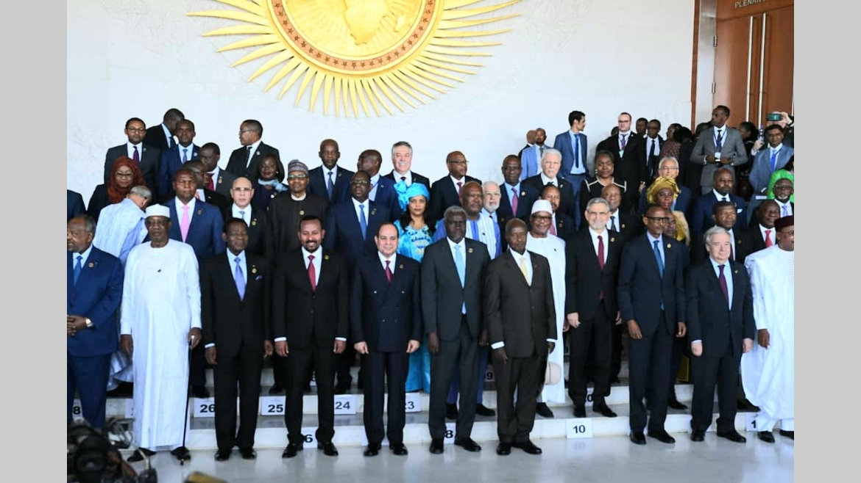 UA : Haro sur le terrorisme en Afrique!