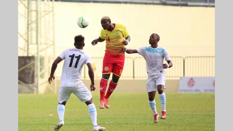 National-Foot : Dikaki obtient son premier point de la saison