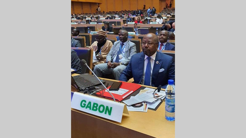 UA : La diplomatie gabonaise très active