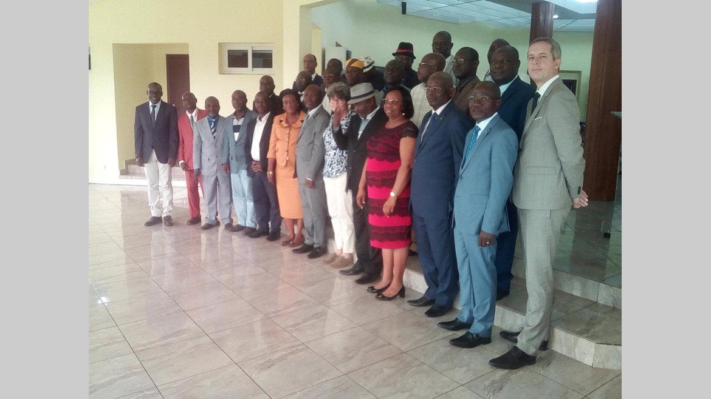 Comilog : 29 agents admis à la retraite