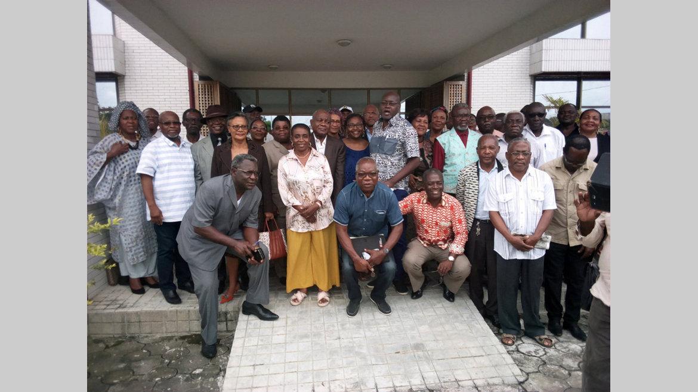 ANAREG : L'Association nationale des retraités du Gabon sur les fonts baptismaux